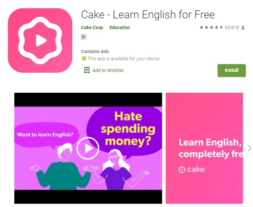 BEST FREE MOBILE APPLICATION TO LEARN ENGLISH