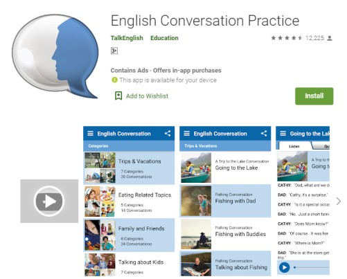 BEST MOBILE APPA TO LEARN ENGLISH